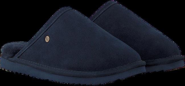 Blå WARMBAT Tøfler CLASSIC  - large