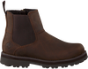 Brune TIMBERLAND Chelsea boots COURMA KID  - small
