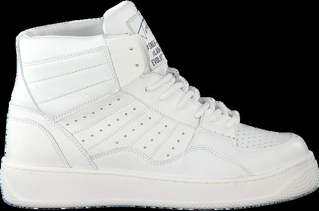 Hvide TORAL Højskaftede sneakers 12406  - large