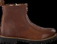 Brune BLACKSTONE Ankelstøvler OM63  - medium