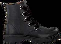 Sorte OMODA Snørestøvler OM120999  - medium