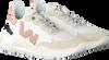 Hvide WOMSH Lavskaftede sneakers VEGAN  - small