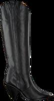 Sorte TORAL Lange støvler 12537  - medium