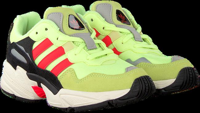 Gul ADIDAS Lavskaftede sneakers YUNG-96 J  - large