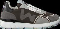 Grå WOMSH Lavskaftede sneakers RUNNY  - medium