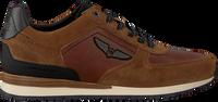 Cognac PME Lavskaftede sneakers LOCKPLATE  - medium