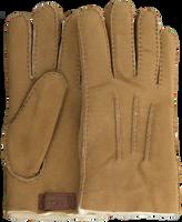 Camel UGG Handsker CONTRAST SHEEPSKIN GLOVE  - medium