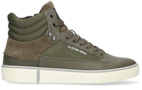 Grønne G-STAR RAW Højskaftede sneakers RAVOND MID BSC M  - medium