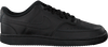 Sorte NIKE Lavskaftede sneakers COURT VISION LOW  - small