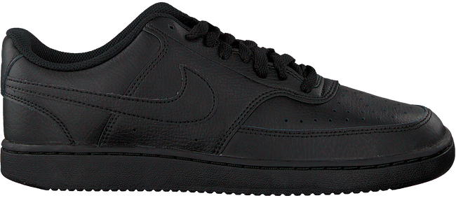Sorte NIKE Lavskaftede sneakers COURT VISION LOW  - large