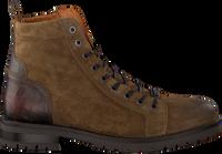 Taupe GROTESQUE Snørestøvler PIOLETE 3  - medium