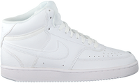 Hvide NIKE Højskaftede sneakers COURT VISION MID WMNS  - medium