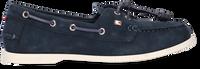 Blå TOMMY HILFIGER Loafers ESSENTIAL BOAT SHOE WMNS  - medium