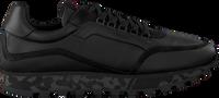 Sorte NUBIKK Lavskaftede sneakers DELTA-D  - medium