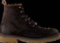 Brune GROTESQUE Snørestøvler BUCKO 2  - medium