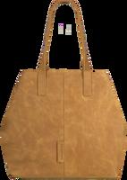 Cognac SHABBIES Shoppingtaske 282020033  - medium