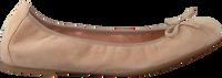 Beige UNISA Ballerinasko ACOR  - medium