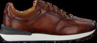 Cognac MAGNANNI Lavskaftede sneakers 22927  - medium