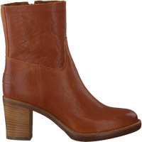 Cognac SHABBIES Ankelstøvler 183020153 SHS0427  - medium