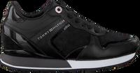 Sorte TOMMY HILFIGER Lavskaftede sneakers DRESSY WEDGE  - medium