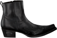 Sorte SENDRA Cowboystøvler 12185P  - medium