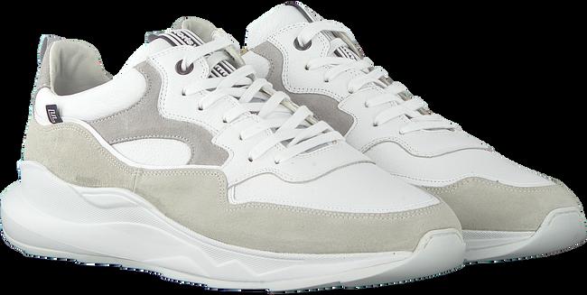 Hvide FLORIS VAN BOMMEL Lavskaftede sneakers 16269  - large