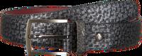 Grå FLORIS VAN BOMMEL Bælte 75188  - medium