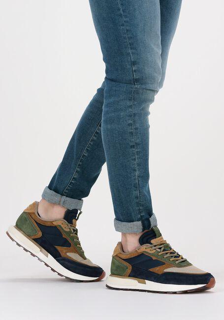 Blå THE HOFF BRAND Lavskaftede sneakers PAMPA  - large