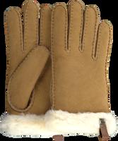 Camel UGG Handsker SHORTY GLOVE W/TRIM  - medium