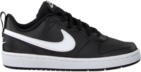 Sorte NIKE Lavskaftede sneakers COURT BOROUGH LOW 2 (GS)  - medium
