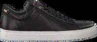 Sorte BLACKSTONE Lavskaftede sneakers SG30  - medium