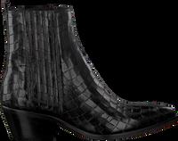 Sorte NOTRE-V Ankelstøvler 05A-201  - medium
