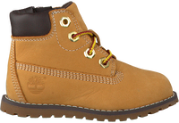 Camel TIMBERLAND Snørestøvler POKEY PINE 6IN BOOT KIDS  - medium