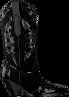 Sorte TORAL Cowboystøvler 12514  - medium