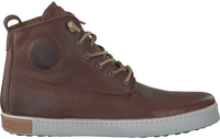 Brune BLACKSTONE Ankelstøvler AM02  - medium