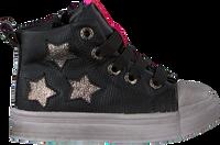 Sorte SHOESME Højskaftede sneakers SH20W020  - medium