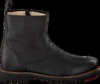Sorte BLACKSTONE Ankelstøvler OM63  - medium