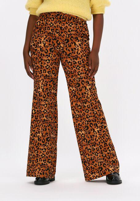 Leopard FABIENNE CHAPOT Bukser med svaj PUCK TROUSERS  - large