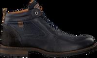 Blå AUSTRALIAN Snørestøvler CONLEY  - medium