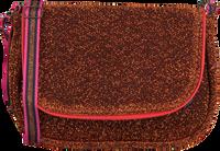 Orange LE BIG Skuldertaske TELLE BAG  - medium