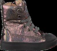 Sølv SHOESME Snørestøvler SH20W019  - medium