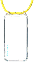 Gul KASCHA-C Telefonrem PHONECORD IPHONE 7/8  - medium