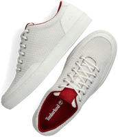 Hvide TIMBERLAND Lavskaftede sneakers ADVENTURE 2.0 GREEN KNIT OX  - medium