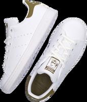 Hvide ADIDAS Lavskaftede sneakers STAN SMITH J  - medium