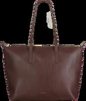 Brune MATT & NAT Shoppingtaske ABBI TOTE  - medium