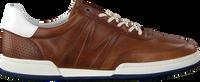 Cognac VAN LIER Lavskaftede sneakers 2017804  - medium