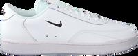 Hvide NIKE Lavskaftede sneakers COURT VINTAGE  - medium