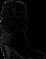 Sorte TORAL Lange støvler 12558  - medium