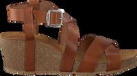 Cognac RED-RAG Sandaler 78080  - medium