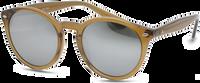 Brune IKKI Solbriller LEXI  - medium
